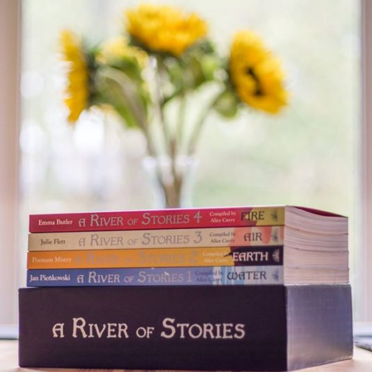 River of Stories book